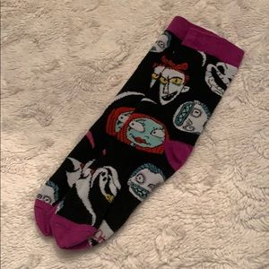 Nightmare before Christmas crew socks